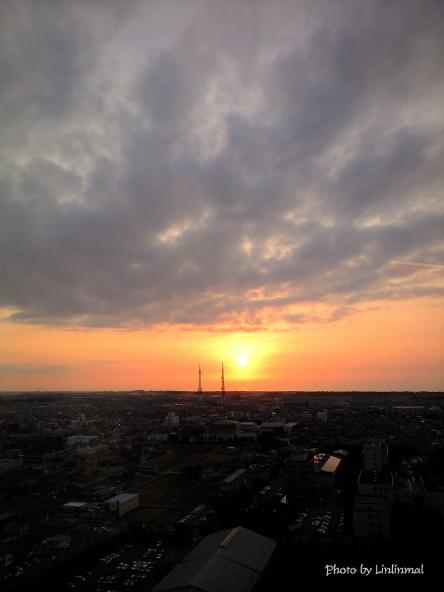 ケンチョーから見た夕空-1.jpg